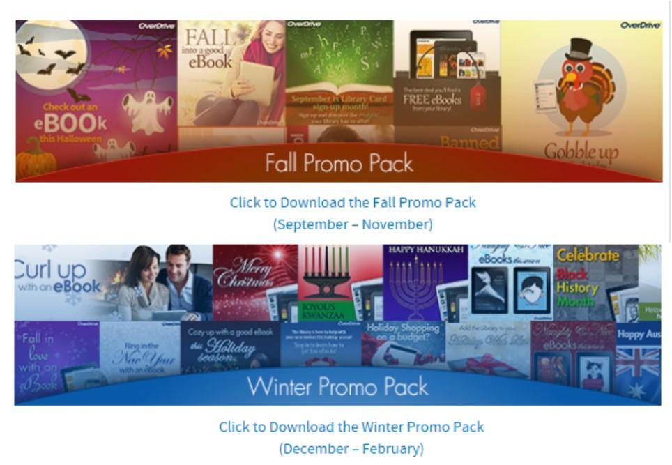 overdrive seasonal promotions