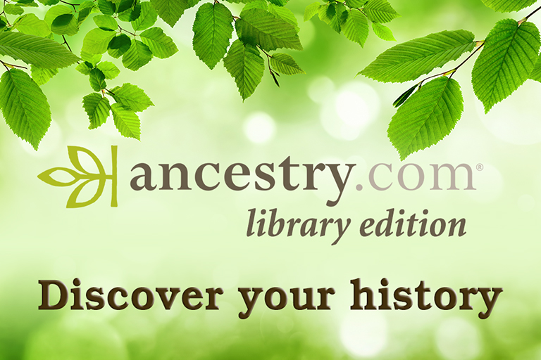 You are currently viewing Ancestry Library
