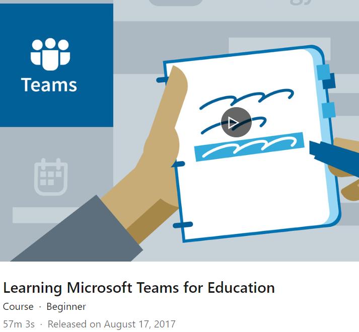 LinkedInLearningEducationTeams